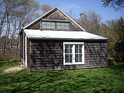 Pollock-Krasner House and Study Center - Wikipedia