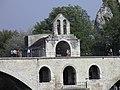 Pont Saint-Bénézet - chapelle Saint-Bénézet (Avignon).jpg