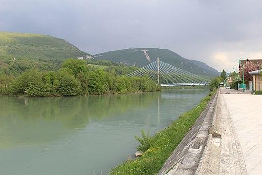 Pont Seyssel Ain 1