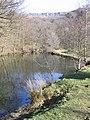 Pool below Stanage Edge - geograph.org.uk - 1554392.jpg
