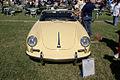 Porsche 356C 1965 Cabriolet AboveHood Lake Mirror Cassic 16Oct2010 (14854182646).jpg