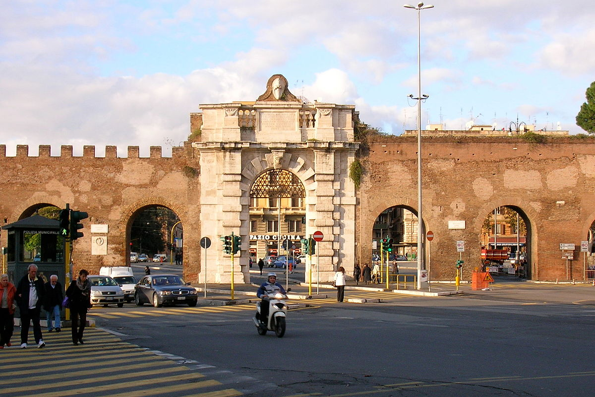 Porta san giovanni wikip dia for La porta media