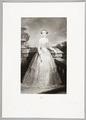 Porträtt av Lovisa 1828-1871, 1850 - Skoklosters slott - 99527.tif