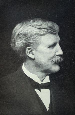 Frederick Taylor Gates - Image: Portrait of Frederick Taylor Gates