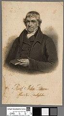 Revd. John Davies, Nantglyn, Denbighshire