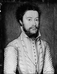 Portrait of a Bearded Man in White