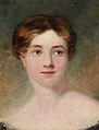 Portrait of a Woman by Frederick Thomas Lines.jpg