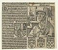 Portret van Filips de Schone Historische portretten (serietitel), RP-P-OB-4516.jpg