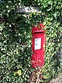 Postbox, Glastonbury - geograph.org.uk - 1563072.jpg