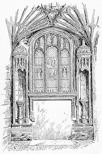 St Mark's Church, Bristol - Image: Poyntz Chapel Gaunt's Chapel Bristol England