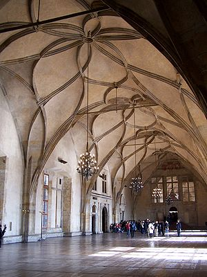 Prague Castle - Vladislav Hall