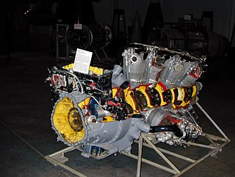 Pratt & Whitney R-4360 Wasp Major - Image: Pratt & Whitney R 4360 Wasp Major