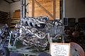 Pratt and Whitney R-4360 radial piston engine Engine Bay FOF 23Jan2011 (14404040368).jpg