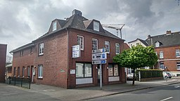 Friesenstraße in Leer (Ostfriesland)