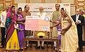 Prime Minister Narendra Modi inaugurates IDFC Bank.jpg