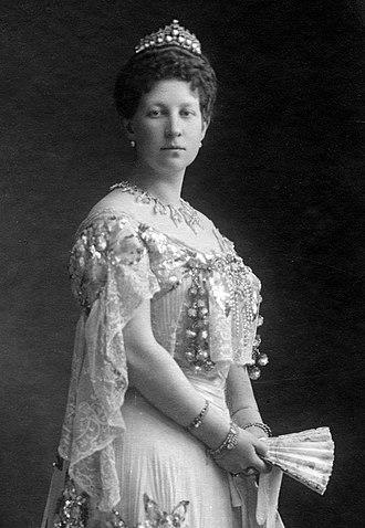 Princess Maria of Greece and Denmark - Image: Princess Maria of Greece and Denmark (Grand Duchess Maria Georgievna of Russia)