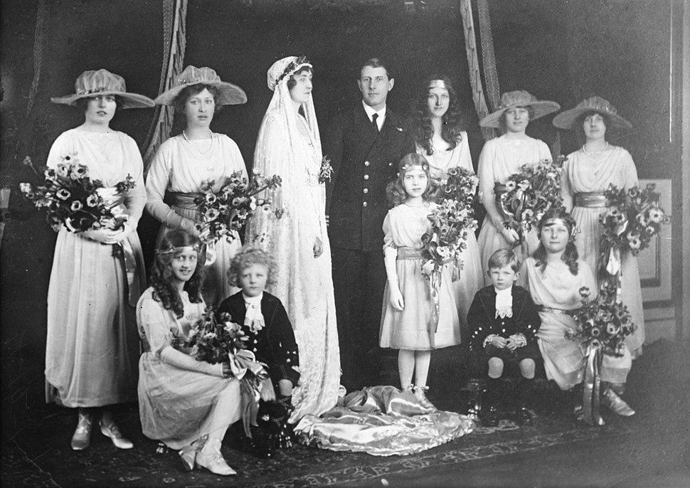 Princess Patricia%27s wedding