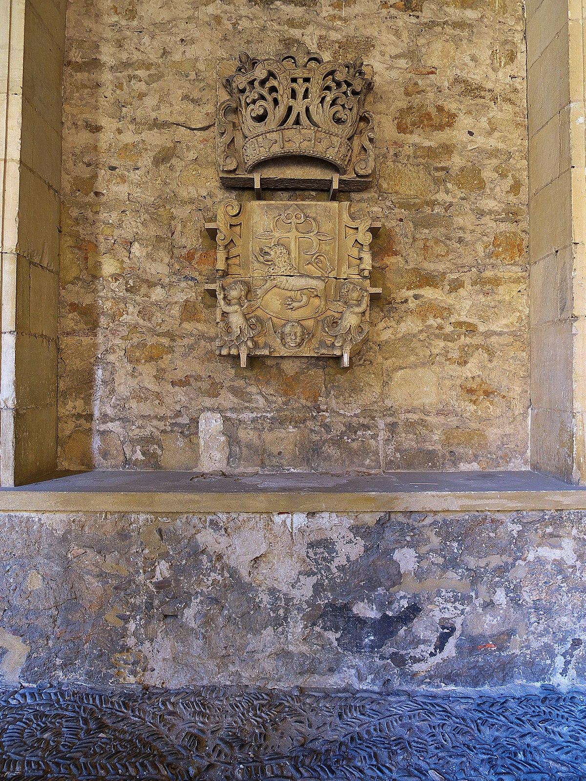 Priorato de san marcos de le n wikipedia la for Puerta 3 de san marcos