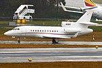 Private, N5MV, Dassault Falcon 900EX (25267920287).jpg
