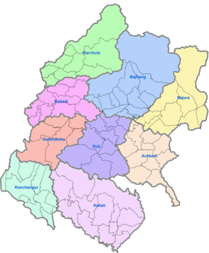 Darchula in Province No. 7