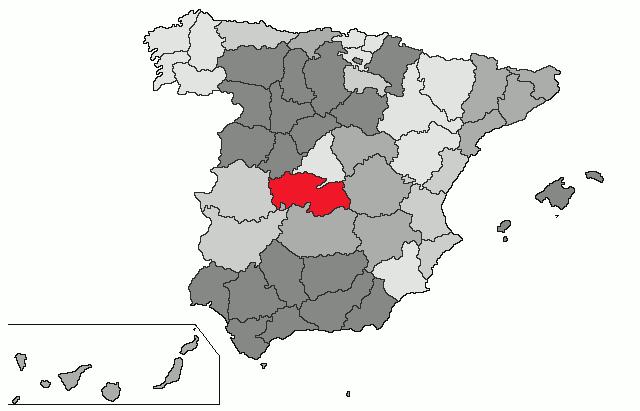Provincia Toledo