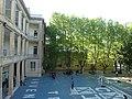 Provincia de Buenos Aires - La Plata - Patio interior Colegio Nacional 2.JPG