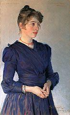 Marie Krøyer. Stenbjerg