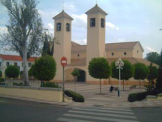 Puertollano - San José church.