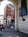 Punch's Puppet Show - St Pauls Church, Bedford St, Covent Garden, London WC2E 9ED.jpg