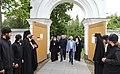 Putin and Lukashenko in the Valaam Monastery (2019-07-17) 08.jpg