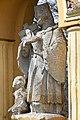 Putnok, Nepomuki Szent János-szobor 2021 07.jpg