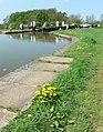 Pywell's Lock on the Grand Union Canal - geograph.org.uk - 417457.jpg