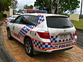 Queensland Police Toyota Kluger - Flickr - Highway Patrol Images.jpg
