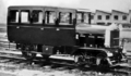 Queensland State Archives 2562 Side view of a RM 41 45hp rail petrol inspection car Brisbane c 1933.png