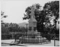 Queensland State Archives 6804 Sugar pioneers memorial Innisfail October 1960.png