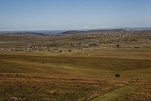 Qunu - Image: Qunu Landscape