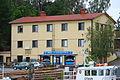 Röölän kesäkauppa ja asuinkerrostalo, Röölä, Rymättylä, Naantali, 7.8.2012..JPG