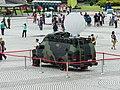 ROCA Satellite Telecommunication Vehicle Rear Left Birdview from National Concert Hall 20140607.jpg
