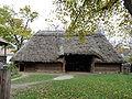 RO B Village Museum Drăguş household shed.jpg
