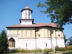RO GJ Manastirea Sfantul Ioan Botezatorul (Camaraseasca) din Targu Carbunesti (93).JPG