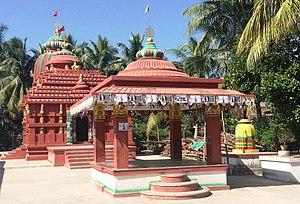 Padmapur, Rayagada - Radhakrushna Temple, Padmapur