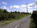 Radio masts on Bulbarrow Hill - geograph.org.uk - 57818.jpg