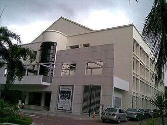 Raffles Institution - Sheares Block