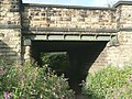 Railway bridge, Thornhill - geograph.org.uk - 966801.jpg