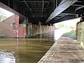 Railway bridge over the Kennet and Avon Canal between Kintbury and Hungerford 02.jpg
