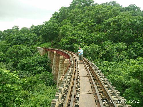 Railway tracks at goram ghat.jpg