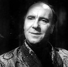 L'actor britanico Ralph Richardson, en una scena d'a cinta Long Day's Journey into Night (1962).