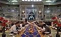 Ramadan 1439 AH, Qur'an reading at Grand Musalla of Shahr-e Kord - 20 May 2018 01.jpg