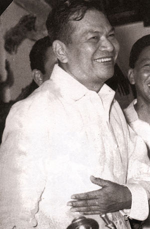 Philippine presidential election, 1953 - Image: Ramon F Magsaysay