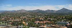 Residential areas within Rancho Bernardo